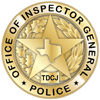 Office of the Inspector General Badge